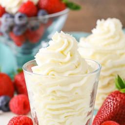 Mascarpone Whipped Cream Recipe