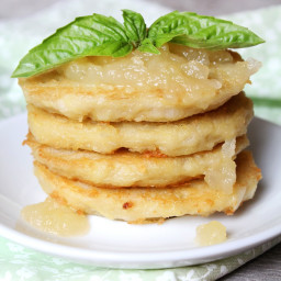 Mashed Potato Pancakes