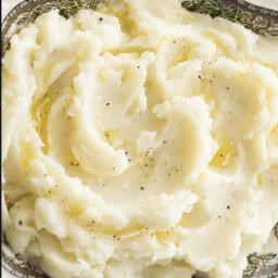 Mashed Potatoes - Homemade