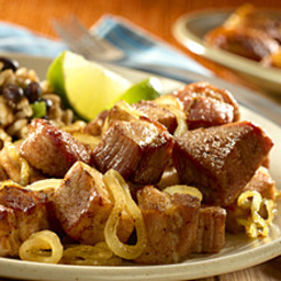Masitas de Cerdo - Saut�ed Cuban Pork