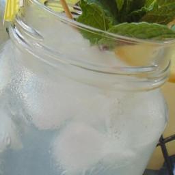 Mason Jar Lemonade
