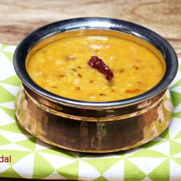 Masoor dal recipe | How to make masoor dal