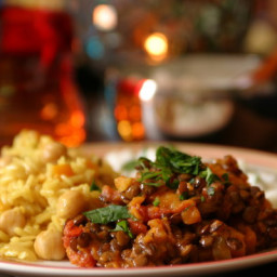 Masoor Dal (Spiced Red Lentils)