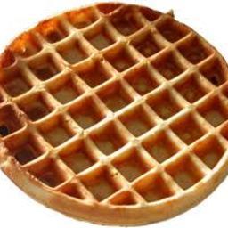 Massa para Waffle