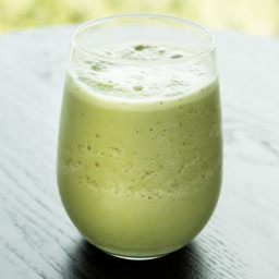 Matcha Yogurt Cooler