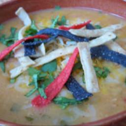 Max and ermas chicken tortilla soup