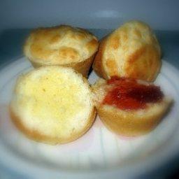 Mayonnaise Muffins