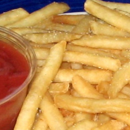 Mc Donald's Classic French Fries (Copycat)