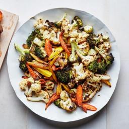 Meal-Prep Roasted Vegetables