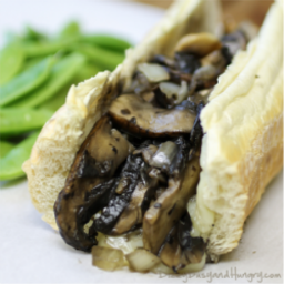 portabella mushrooms cheese | BigOven