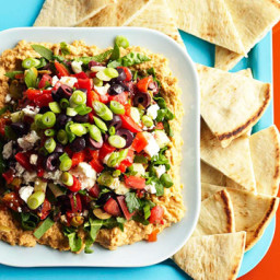 Mediterranean Eight-Layer Dip