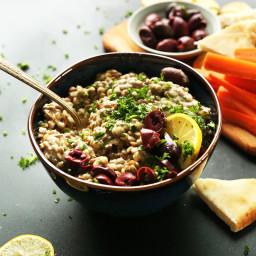 Mediterranean Lentil Dip