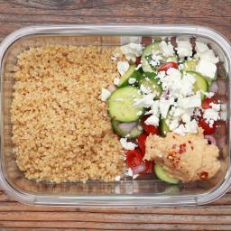 Mediterranean Meal Prep Recipe by Tasty