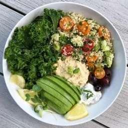 Mediterranean Nourish Bowl