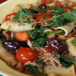 Mediterranean Pork Stew