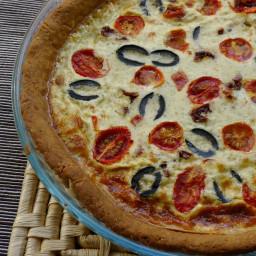 Mediterranean Savoury Tart