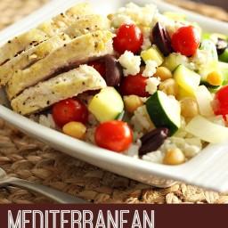 Mediterranean Spring Bowls