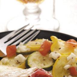 Mediterranean Summer Squash Recipe