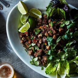 Melissa Clark's Crispy Salt & Pepper Pork