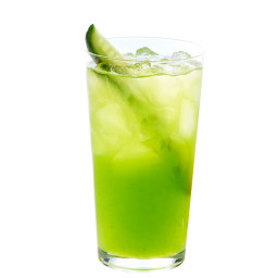 Melon-Cucumber Coolers