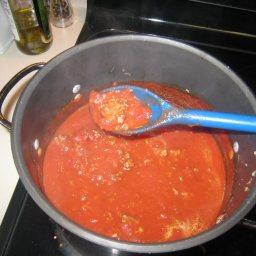 Memere's Spaghetti Sauce