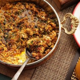 Menemen (Turkish-Style Scrambled Eggs With Tomatoes, Onions, and Chilies)