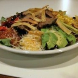 Mexican Flank Steak Salad