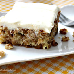 Mexican Fruit Cake, Unbelievably Moist And Oh So Good!
