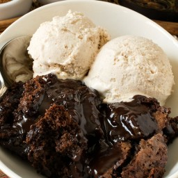 Mexican Hot Fudge Pudding Cake