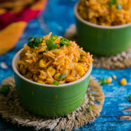 Mexican Rice (One Pot)