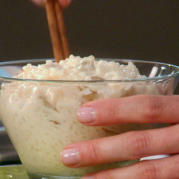 Mexican Rice Pudding (Arroz Con Leche)
