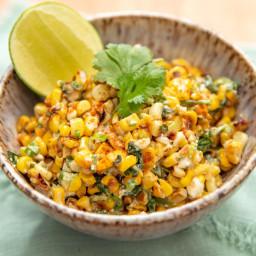 Mexican Street Corn Salad (Esquites) Recipe