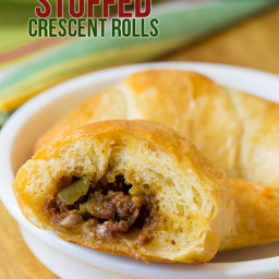 Mexican Stuffed Crescent Roll Recipe