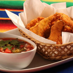 Mexican-Style Chicken Fingers