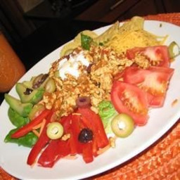 Mexican-Style Taco Salad