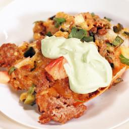 Mexican Chorizo Strata