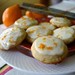 Meyer Lemon Butter Cookies