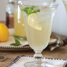 Meyer Lemon Spritzer