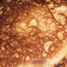 Michael Lanham's Gingerbread Pancakes