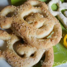 Mickey Pretzels Recipe