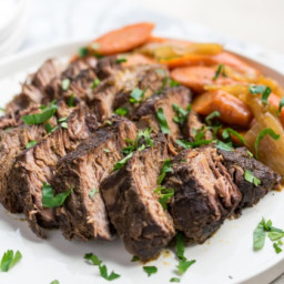 Middle Eastern Spiced Pot Roast