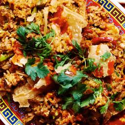Migas Fried Rice