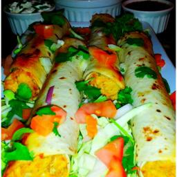 Mike's Texas Sized Taquitos