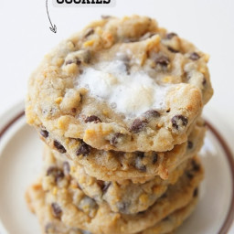 MILK BAR CORNFLAKE MARSHMALLOW CHOCOLATE CHIP COOKIES