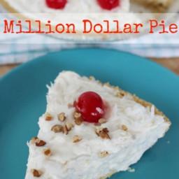Million Dollar Pie Recipe | Easy No Bake Pie!