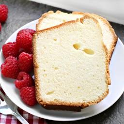 Million Dollar Pound Cake