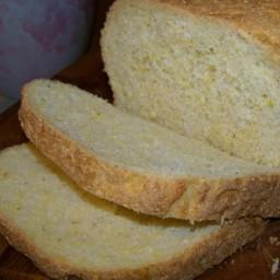Mimi's Cornmeal English Muffin Bread--For Bread Machine