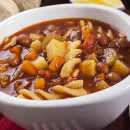 """""""Minestrone"""" Soup like My Mother's"""