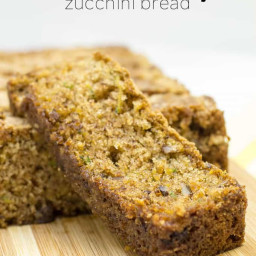 Mini Chocolate Chip Zucchini Bread