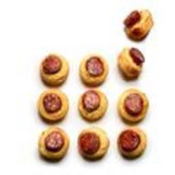 Mini Chorizo Corn Dogs